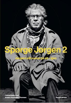 Spørge Jørgen 2 Anders Houmøller Thomsen, Jørgen Leth 9788772001319