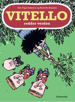 Vitello redder verden Lyt&læs Niels Bo Bojesen, Kim Fupz Aakeson 9788702245318