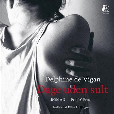 Dage uden sult Delphine de Vigan 9788771806212