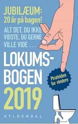 Lokumsbogen 2019 Ole Knudsen, Sten Wijkman Kjærsgaard 9788702271362