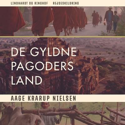 De gyldne pagoders land Aage Krarup Nielsen 9788726085327