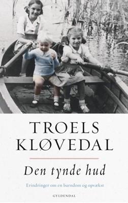 Den tynde hud Troels Kløvedal 9788702279016
