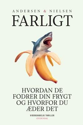 Farligt steffen Andersen, Hans Jørgen Nielsen 9788702265620
