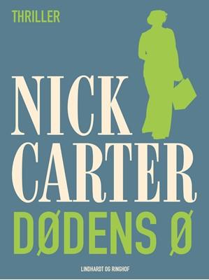 Dødens ø Nick Carter 9788726022216