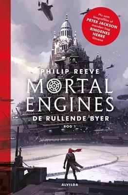Mortal Engines 1: De rullende byer Philip Reeve 9788741501321