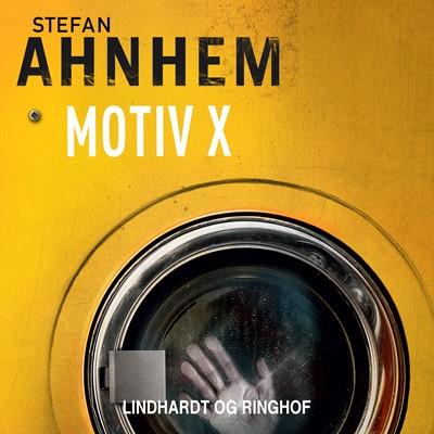 Motiv X Stefan Ahnhem 9788726080988