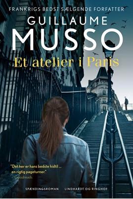 Et atelier i Paris Guillaume Musso 9788711906569