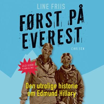 Først på Everest Line Friis Frederiksen 9788726062946