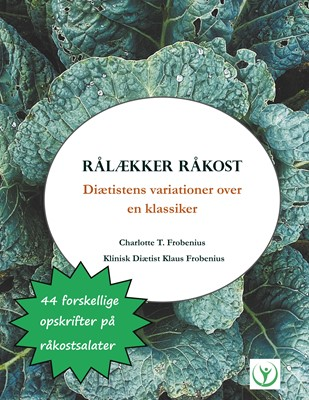 Rålækker Råkost Charlotte T. Frobenius, Klaus Frobenius 9788743006862