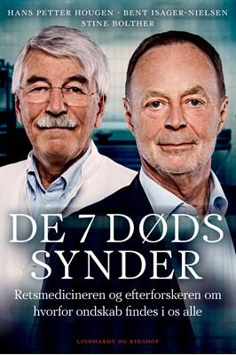 De 7 dødssynder Hans Petter Hougen, Bent Isager-Nielsen, Stine Bolther 9788711905708