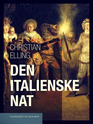 Den italienske nat Christian Elling 9788726003345
