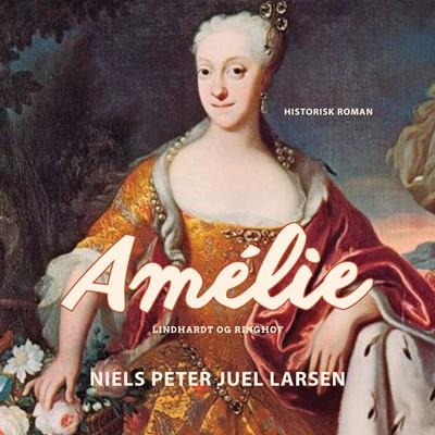 Amélie Niels Peter Juel Larsen 9788726091380