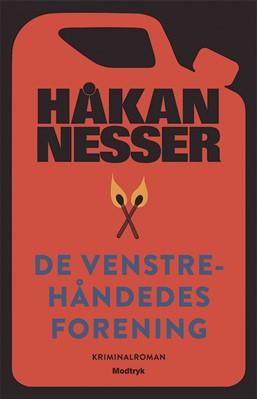 De venstrehåndedes forening Håkan Nesser 9788770071017
