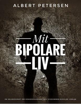 Mit bipolare liv Albert Petersen 9788740473520