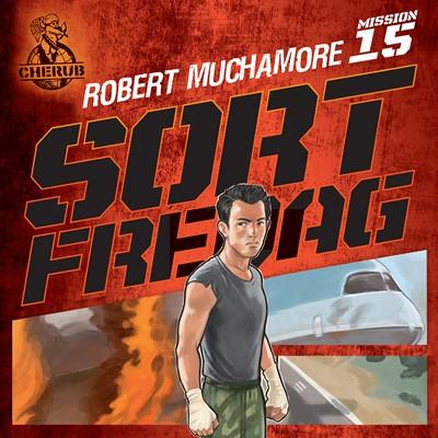 Cherub 15 - Sort fredag Robert Muchamore 9788772006666