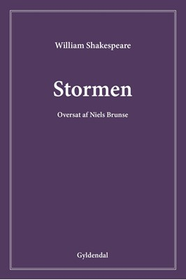 Stormen William Shakespeare 9788702208184
