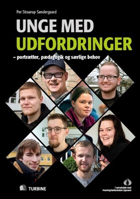 Unge med udfordringer Per Straarup Søndergaard 9788770180900