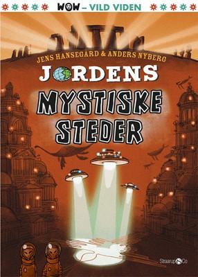 Jordens mystiske steder Jens Hansegård 9788770181518