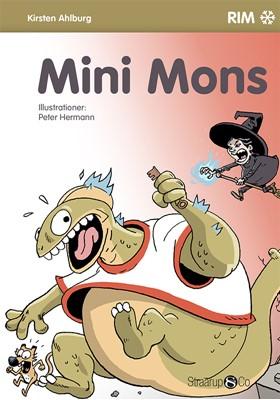 Mini Mons Kirsten Ahlburg 9788770181266