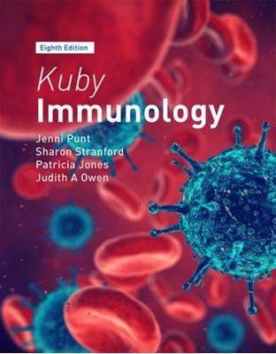Kuby Immunology Judith A. Owen, Patricia Jones, Sharon Stranford, Jenni Punt 9781319114701