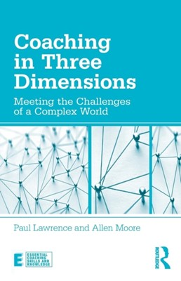 Coaching in Three Dimensions Paul Lawrence, Allen Moore 9780815378136