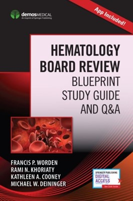 Hematology Board Review  9780826137821