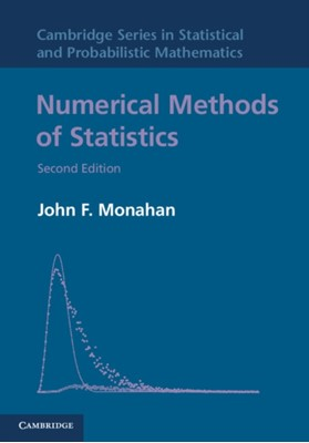 Numerical Methods of Statistics John F. (North Carolina State University) Monahan 9780521139519