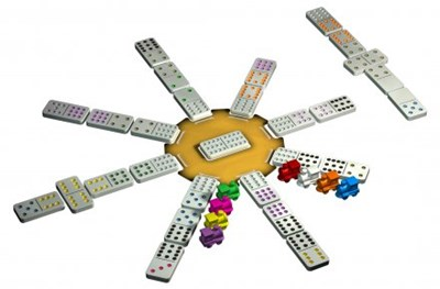Spil - Mexican Train  6416739025889