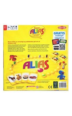 Spil - Alias Børn  6416739531809