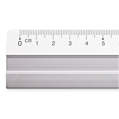 STAEDTLER Lineal, alu 15 cm  4007817563151