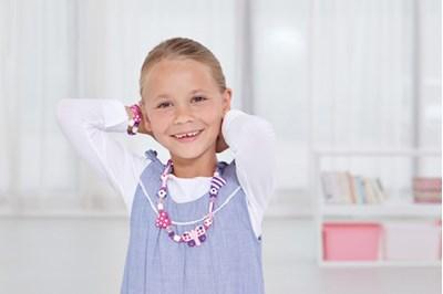 "FIMO Kids smykkesæt, ""Jewellery Hearts""  4007817805190"