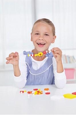 "FIMO Kids smykkesæt, ""Jewellery Flower""  4007817805206"