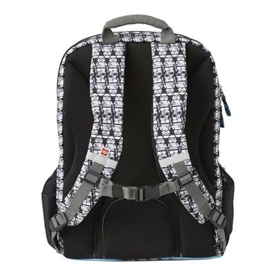 Skoletaske - LEGO Star Wars Stormtrooper, Starter Plus  5711013051204