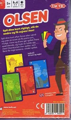 Spil - Olsen  6416739543925