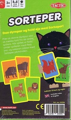 Spil - Sorteper  6416739543949