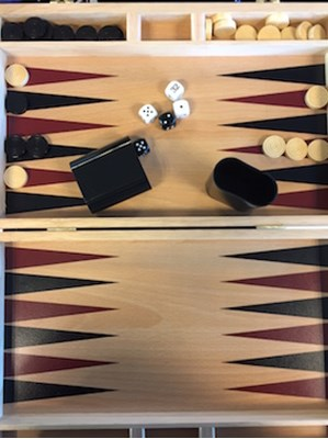 Spil - Backgammon  7070398085432