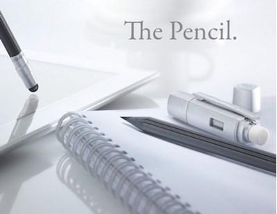 STAEDTLER The pencil, grafit blyant og stylus i én pen  4007817903261