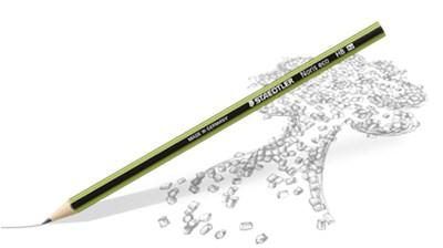 STAEDTLER Noris eco miljøblyanter, 3 stk.  4007817182215