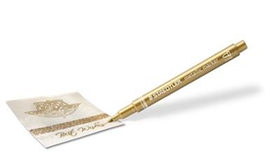 STAEDTLER Metallic markere, 5 stk.  4007817832066