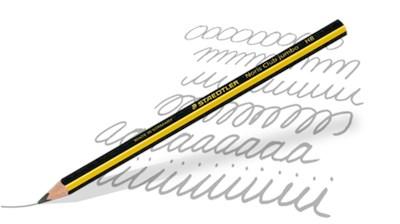 STAEDTLER jumbo blyant 2 stk.  4007817119020