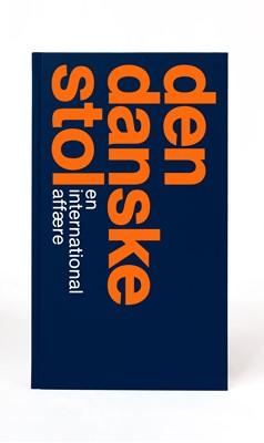 Den danske stol Christian Holmsted-Olesen 9788793604261