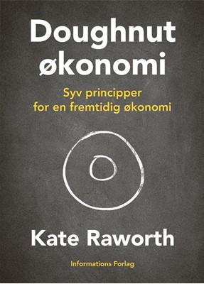 Doughnut-økonomi Kate Raworth 9788775146918