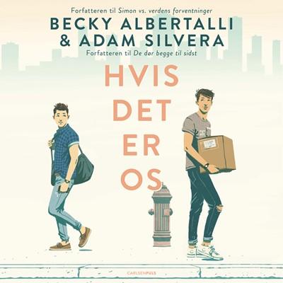 Hvis det er os Becky Albertalli, Adam Silvera 9788726076677