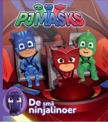 PJ Masks De små ninjalinoer Karrusel Forlag 9788771314939