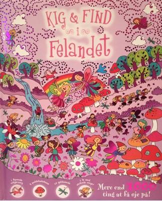 Kig & Find i Felandet  9788771310740