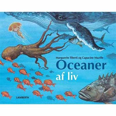 Oceaner af liv Marguerite Tiberti 9788771613780
