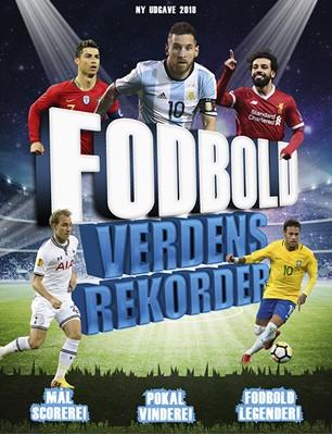 Fodbold Verdensrekorder 2018-2019 Clive Gifford 9788771555165