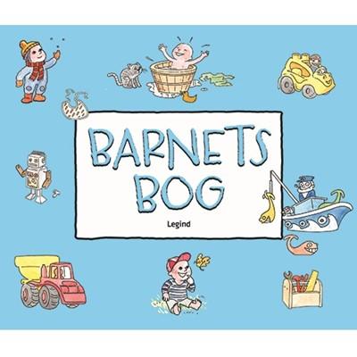 Barnets bog til dreng Ukendt forfatter 9788771555356