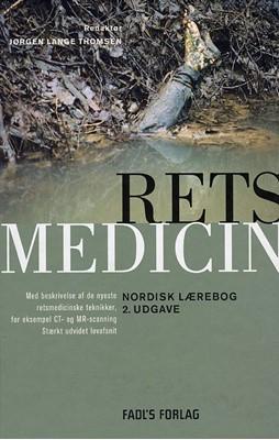 Retsmedicin Jørgen Lange Thomsen 9788777494994