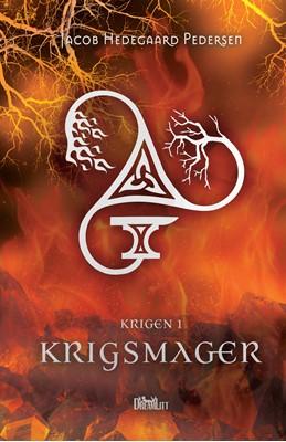 Krigsmager - Krigen #1 Jacob Hedegaard Pedersen 9788771711615